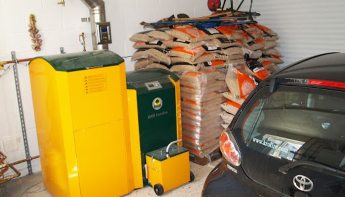 Cost of a biomass boiler