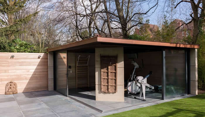 Peachy Cost Of Building An Outbuilding Home Remodeling Inspirations Cosmcuboardxyz