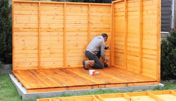 Cost of Building a Garden Shed