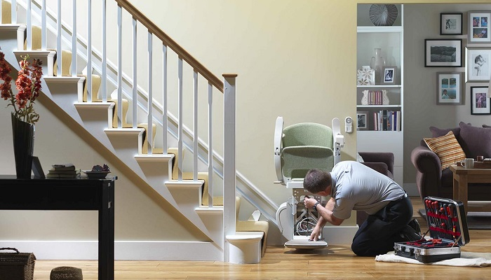 Cost of Installing a Stairlift