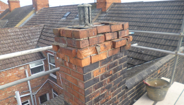 Cost of Removing a Chimney