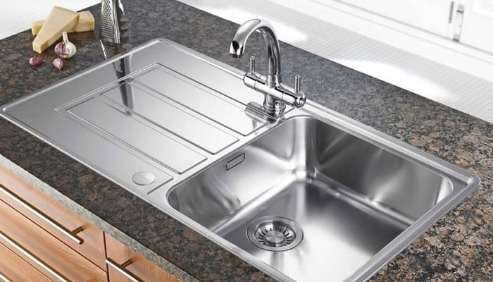 Cost of Fitting a Kitchen Sink