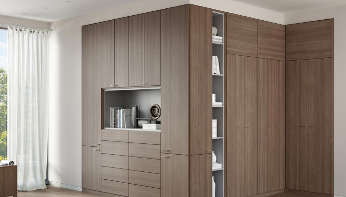 Cost of Installing Fitted Wardrobes