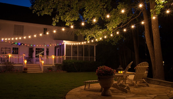 Cost Of Installing Garden Lighting