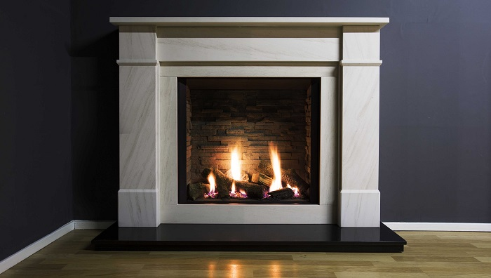 cost of removing gas fire