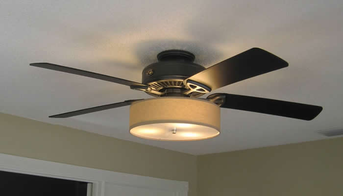 Cost of Installing a Ceiling Fan