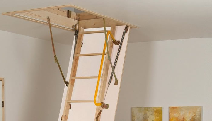 Cost of Installing a Loft Hatch