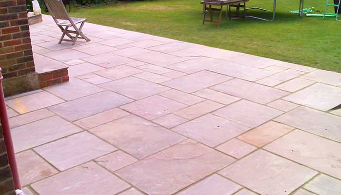Cost Of Laying A Patio - Cost to lay outdoor tiles