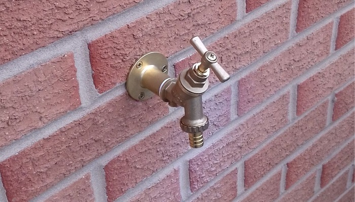 Cost of Installing an Outside Tap