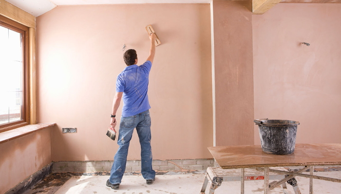Cost of Plastering & Skimming a Wall