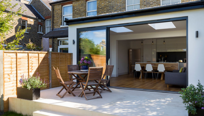 Building a Rear Extension Cost