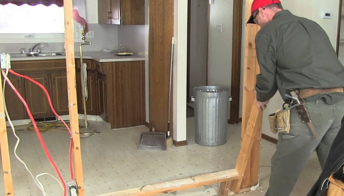 load bearing wall removal cost