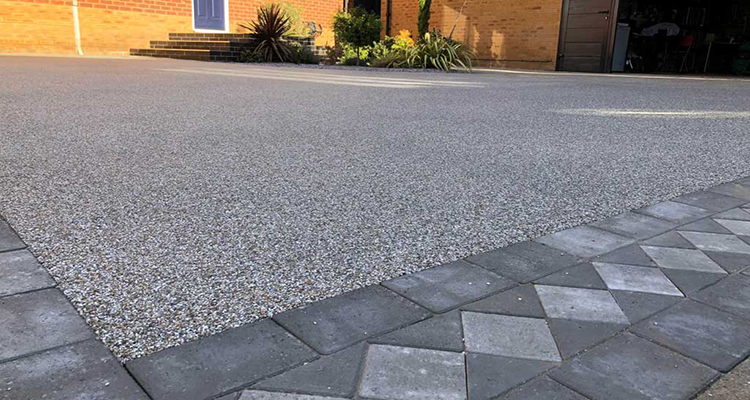 Cost of a Resin Bound Driveway