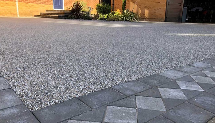 Installing a Resin Driveway