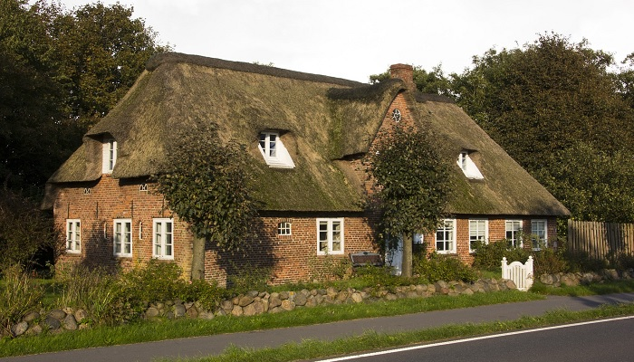 Cost of Installing a Thatched Roof